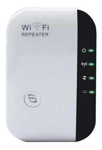 Repetidor Amplificador Señal Wifi Router 300mbps Inálambrico