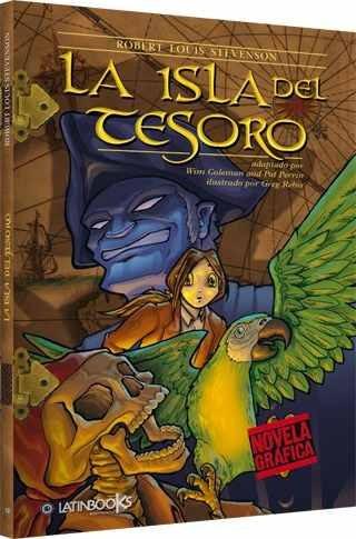 Novela Gráfica: La Isla Del Tesoro Nice