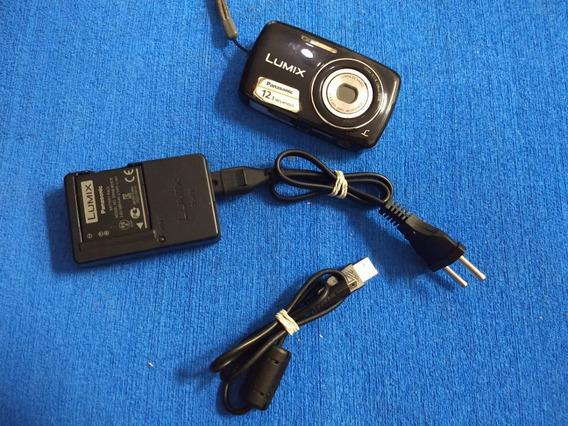 Camera Digital Panasonic Lumix Dmc-f2 10.1 Megapixels