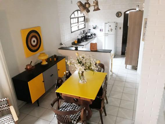 Casa - Sobrado Duplex, Para Venda Em Itanhaém/sp - Imob46