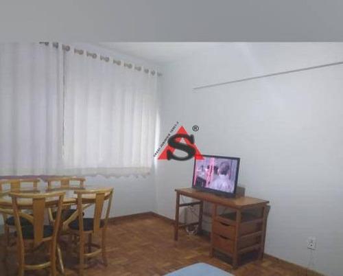 Studio Com 1 Dormitório Para Alugar, 30 M² Por R$ 1.500,00/mês - Higienópolis - São Paulo/sp - St0193