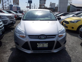 Ford Focus 2014 4p Ambiente L4 2.0 Man