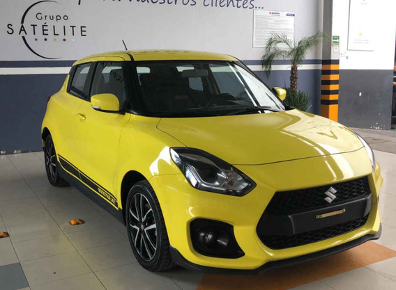 Suzuki Swift 2019 5p Sport L4/1.4/t Man