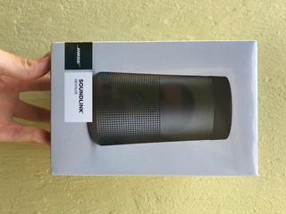 Bose Bocina Revolve Soundlink Bluetooth Negra Sellada Nueva