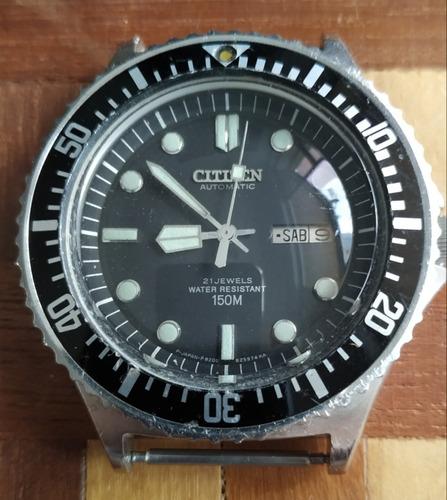 Citizen 150m Automatic Diver Watch, Ref 51-2273