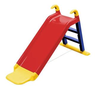 Escorregador Infantil Com Escada, Extensão E Apoios Belfix