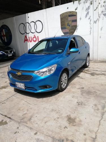 Imagen 1 de 14 de Chevrolet Aveo 2018 1.6 Lt Bolsas De Aire Y Abs Nuevo Mt