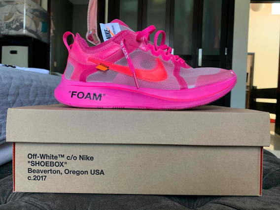 Tenis Nike Zoom Fly Off White