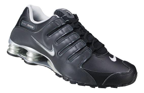 Tenis Nike Shox Nz Eu Talla 4 Al 11 Mx Originales