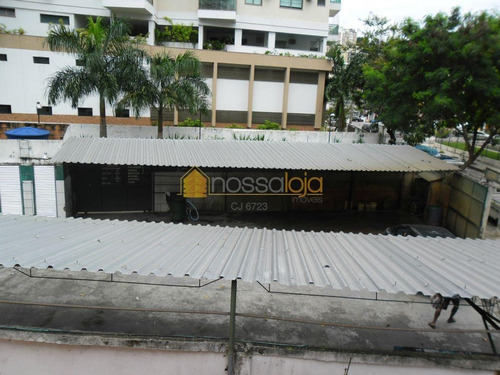 Terreno Comercial À Venda, Icaraí, Niterói. - Te0010