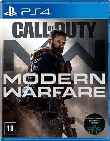 Call Of Duty: Modern Warfare Ps4 Totalmente Português