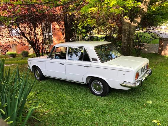 Fiat 1600 / 125 Año 1970 - Antiguo Clasico