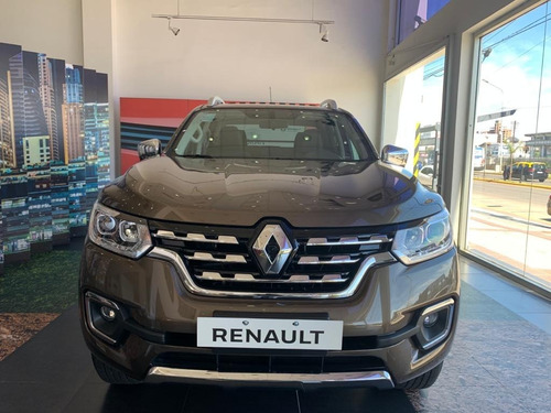 Renault Alaskan Iconic 4x4 At Lr