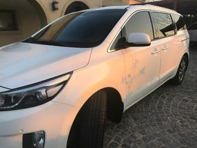 Kia Carnival 2.2 Crdi 2017 Turbo Diesel Automatica