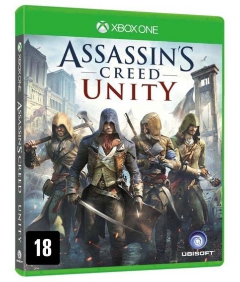 Assassins Creed Unity Xbox One Codigo 25 Digitos