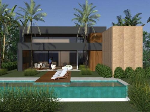 Casa Com 4 Dormitórios À Venda, 430 M² Por R$ 3.400.000 - Lago Azul Condomínio E Golfe Clube - Sorocaba/sp. - Ca0052 - 67640806