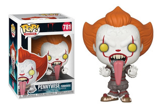 Funko Pop It Chapter 2 Pennywise Funhouse 781