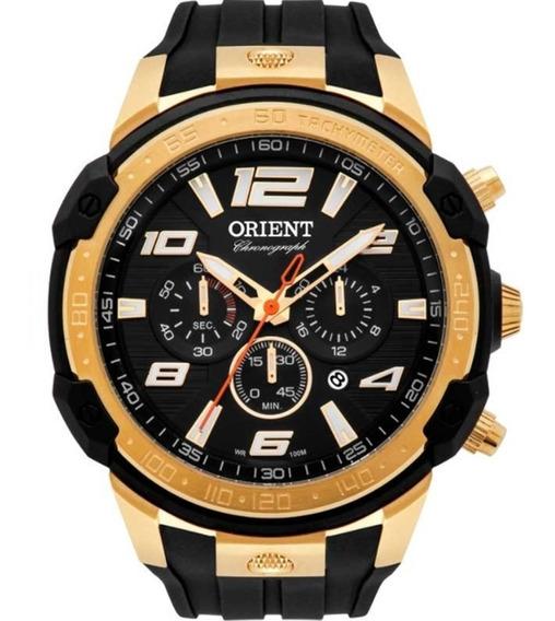 Relógio Masculino Orient Sport Mgspc004a P2px Preto
