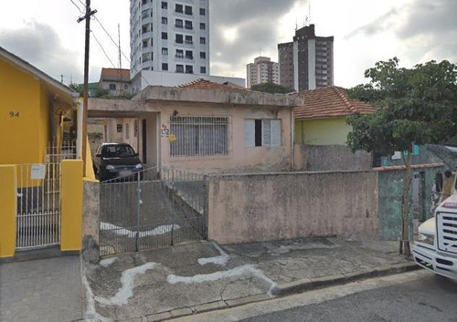 Terreno À Venda, 400 M² - Vila Euclides - São Bernardo Do Campo/sp - Te4270