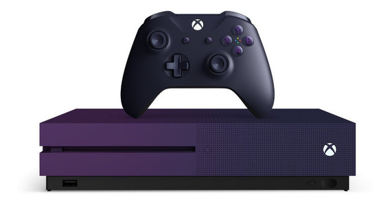 Xbox One S Fortnite Edition 4k Hdr + Skin + 2000 Pavos