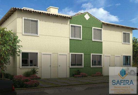 Apartamento Com 2 Dorms, Jardim São Miguel, Ferraz De Vasconcelos - R$ 500 Mil, Cod: 393 - V393