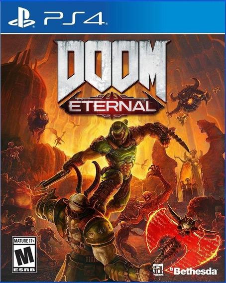 Doom Eternal   Ps4 1   Português