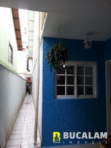 Imagem 1 de 15 de Sobrado Para Venda No Parque Monte Alegre - 2407-p
