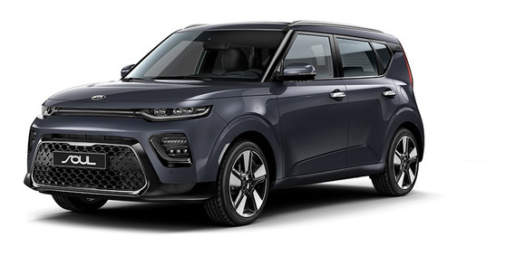 Kia Soul 1.6 Ex Premium At 2020