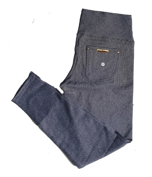 Calça Cotton Jeans Plus Size