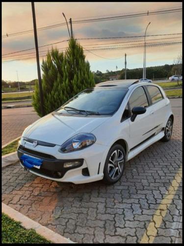 Fiat Punto 2017 1.8 16v Blackmotion Flex Dualogic 5p
