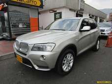 Bmw X3 [f25] Xdrive28i Tp 3000cc Ct