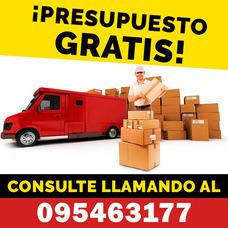 Mudanzas, Traslados Y Fletes Al Interior - Consulte!