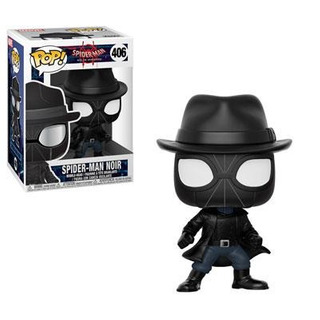 Funko Pop #406 Animated Spider Man Spiderman Noir Nortoys