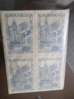 Quadra Selos Centenário Franca São Paulo 1956