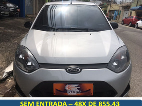 Ford Fiesta 1.0 Rocam Se Flex 5p - 2014