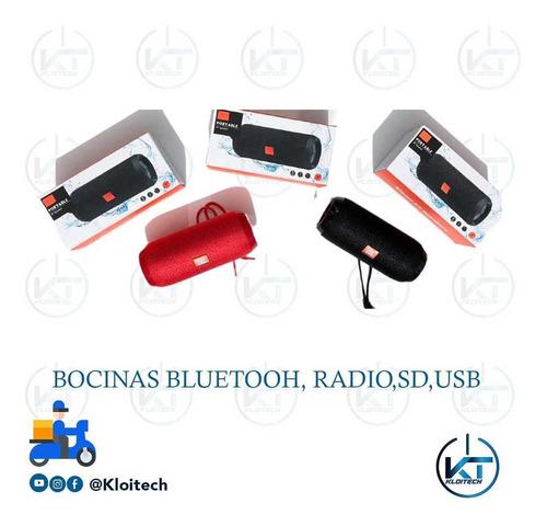 Imagen 1 de 1 de Bocinas Bluetooth, Fm,micro Sd,puerto Usb