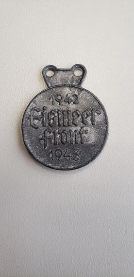 Medalha Alemã Nazista Tropa De Montanha  Eismereer Front