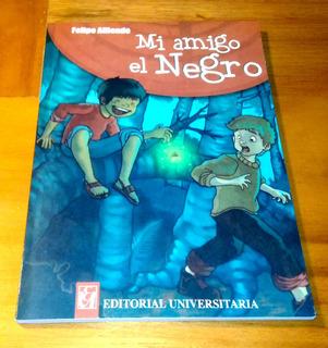 Libro - Mi Amigo El Negro
