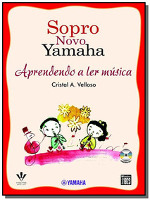 Sopro Novo Yamaha - Aprendendo A Ler Musica