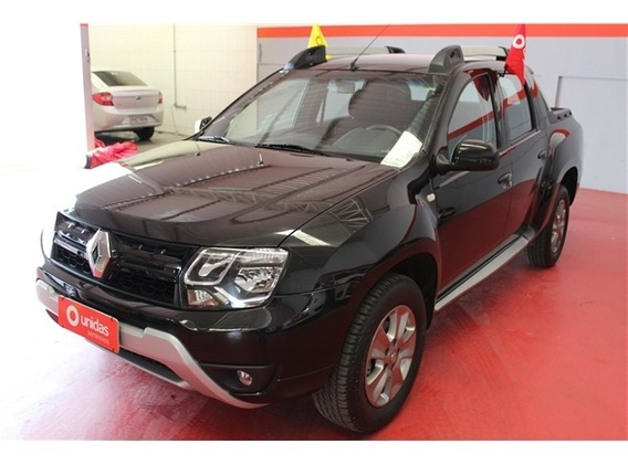 Renault Duster Oroch 2.0 16v Hi-flex Dynamique Manual