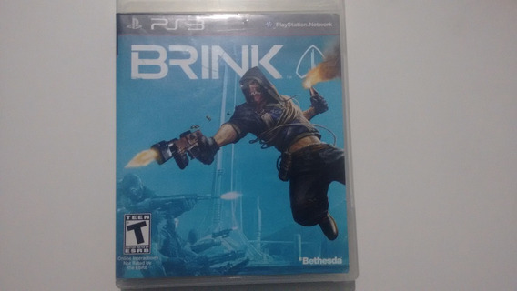 Brink - Ps3 - Completo
