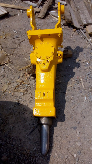 Martillo Hidraulico Atlas Copco Sb 302 Para Retroexcavadora