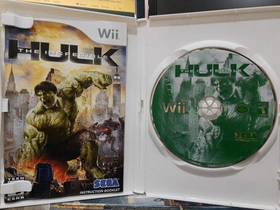 The Incredible Hulk Para Wii