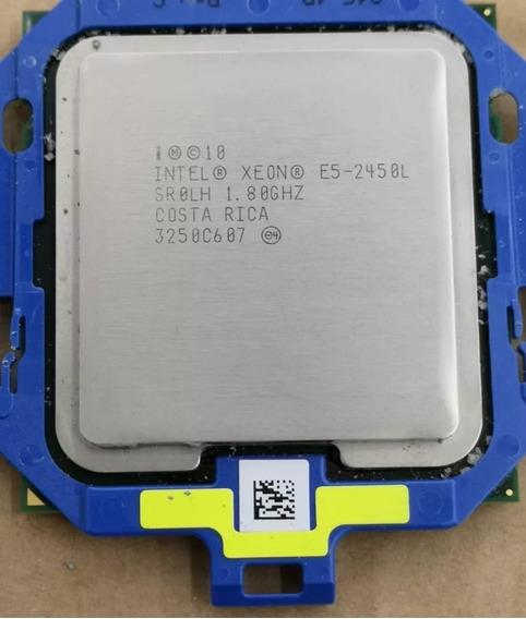 Processador Xeon E5-2450l 8/16 Cores - 1,80 Ghz 20mb