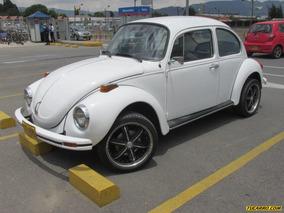 Volkswagen Escarabajo Beetle 1600cc