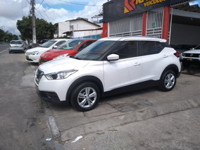 Nissan Kicks 1.6 16v S 5p 2018