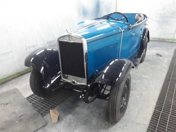 Fiat Ballila 1933 Torpedo