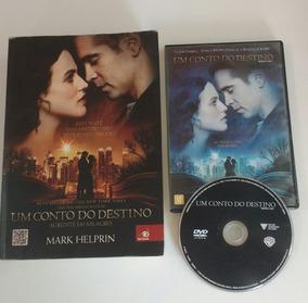 Combo - Um Conto Do Destino ( Livro + Dvd Original)