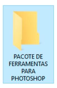 Pacote De Pastas Organizadas , Png , Letras , Psd, Flyer