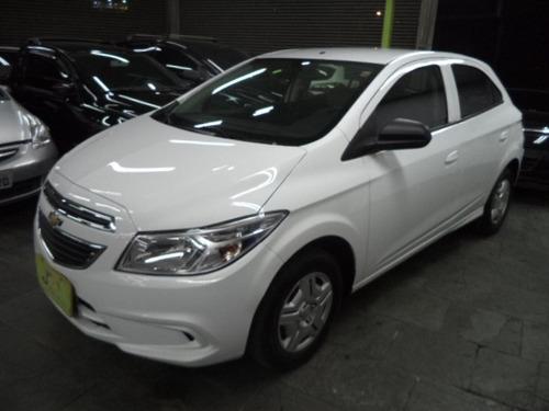 Chevrolet Onix Lt 1.0 8v Flex 5p Completo My Link 2015 Branc